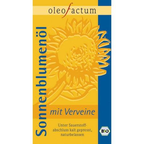 Sonnenblumenöl mit Verveine