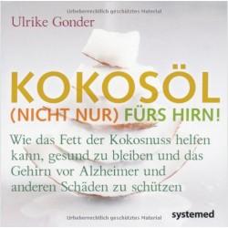 Set aus allen 3 Büchern über Kokosöl und Nuss - Ulrike Gonder