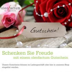 Geschenk-Gutschein ab 10,- Euro