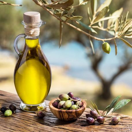 Olivenöl, Bio, handgepresst, kaltgepresst, Mosto di Olivia, Oleo traditionale