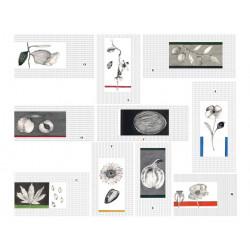 Kunstkarten von Marie Drea - Set (10 Stck.)