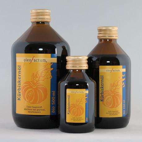 Bio Kürbiskernöl oleofactum