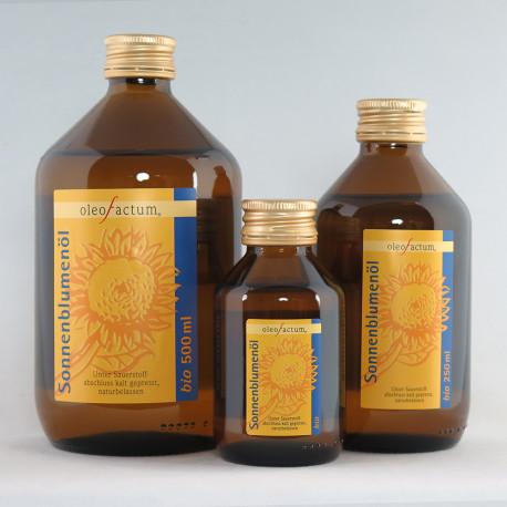 Bio Sonnenblumenöl oleofactum