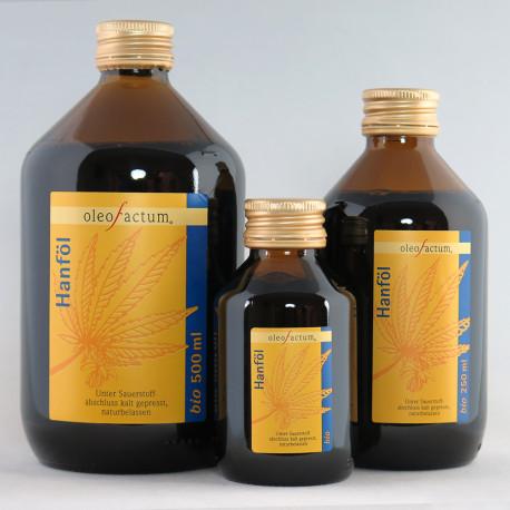 Bio Hanföl frisch gepresst