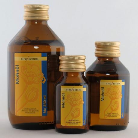 Mohnöl aus Blaumohn