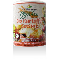 Bio Kartoffel Gewürz 100 g Dose