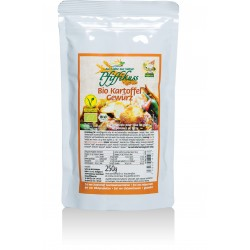 Bio Kartoffel Gewürz 250 g Nachfüllbeutel