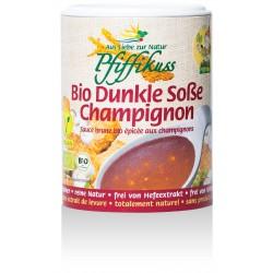 Dunkle Soße Bio mit Champignon 125 g