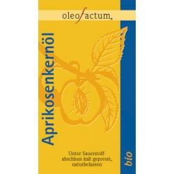 Bio Aprikosenkernöl mit Vanille frisch gepresst