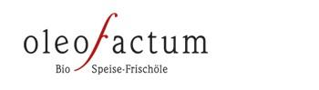 oleofactum Bio Speise-Frischöle